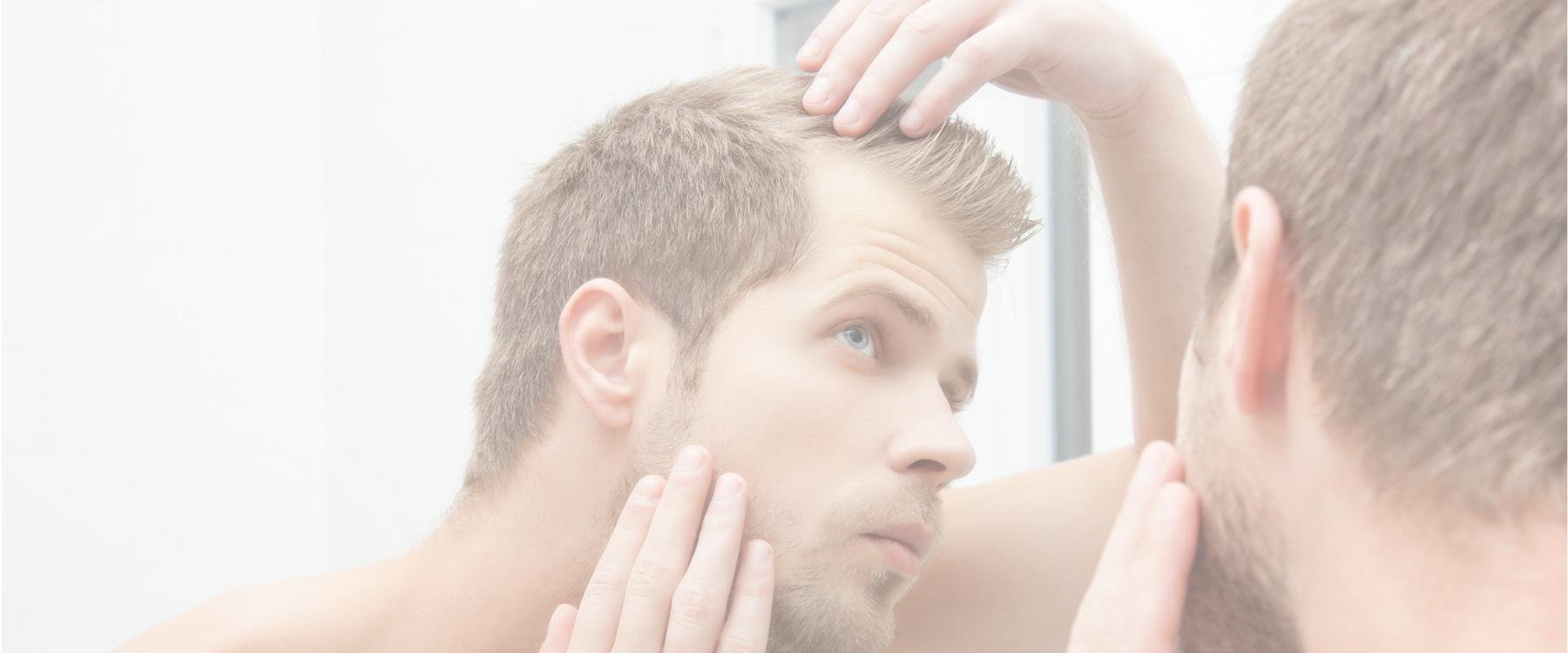 Micropigmentation - Receding Hairline, Balding Solutions